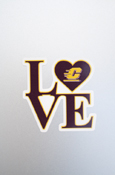 Small Decal - Love Flying C