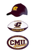 Small Decal - Flying C Baseball Hat