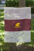 Flying C Central Michigan Laundry Bag