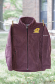 Flying C Columbia Youth Maroon Fleece Jacket