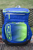 Ogio C-4 Blue And Green Backpack