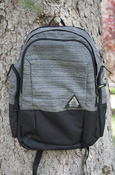 Ogio Clark Gray And Black Backpack