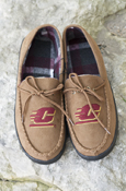 Flying C Wool Lined Moccasins