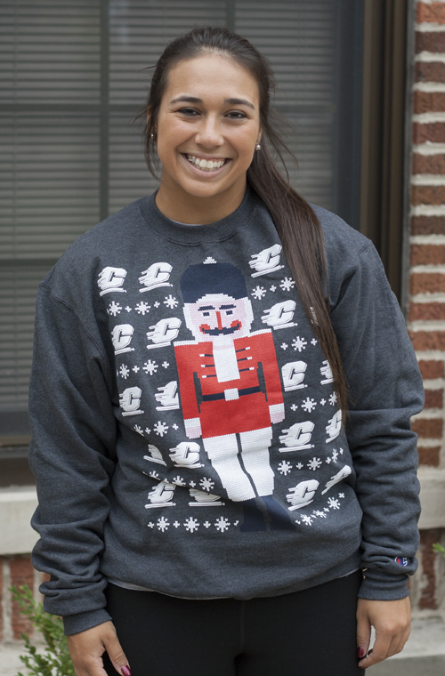 Holiday Sweater Crew - Flying C Nutcracker & Snowflakes (SKU 5026978529)