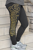 Script Chippewas Ladies Leggings