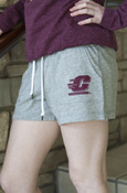 Flying C Ladies Vintage Nike Gym Shorts