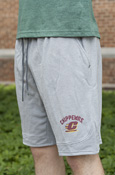 Chippewas Flying C Gray Under Armour Shorts
