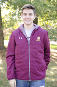 Flying C Central Michigan Maroon Under Armour Jacket