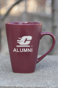 Mug - Engraved Flying C Alumni 15 Oz