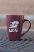 Mug - Engraved Flying C Mom 15 Oz