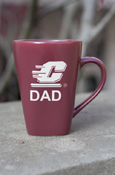 Mug - Engraved Flying C Dad 15 Oz