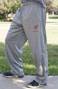 Flying C Nike Gray Sweatpants