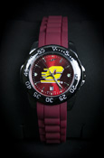 Flying C With Maroon Face Fantum Sport Watch