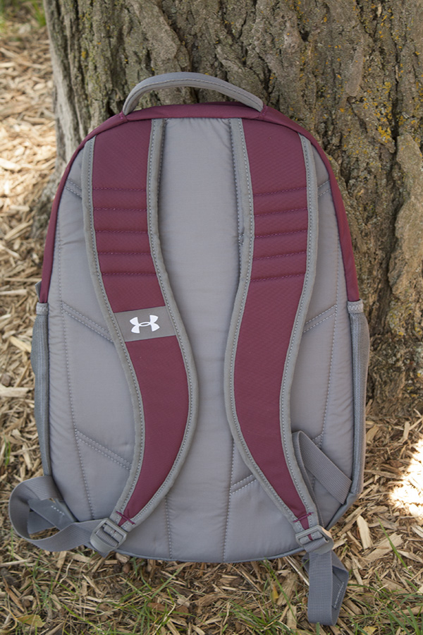 be628c292e Flying C Under Armour Hustle 3.0 Backpack - Maroon