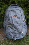 Flying C Under Armour Hustle 3.0 Backpack - Graphite