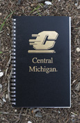 Flying C Central Michigan Planner - Black
