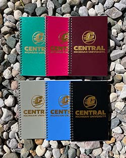 Flying C Central Michigan Planner - Maroon