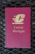 Flying C Central Michigan Planner - Pink
