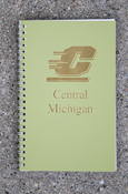 Flying C Central Michigan Planner - Green