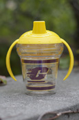 Flying C Tervis 6oz Sippy Cup with Future Chippewas on Reverse