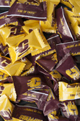 Maroon And Gold Mints - Buttermint Creams Or Chocolate Mint Creams