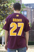 Jersey - Chippewas Antonio Brown #27