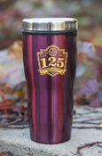 125Th Anniversary Central Michigan Travel Mug