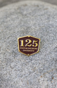 125Th Anniversary Central Michigan Lapel Pin