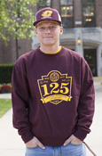 125Th Anniversary Central Michigan Maroon Crew