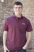 Polo - Central Michigan Maroon Under Armour