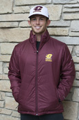 Columbia Flying C Central Michigan Water Resistant Jacket