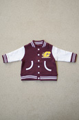 Flying C Infant or Toddler Varsity Jacket