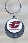 Dad - Flying C Circle Key Chain