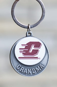 Grandma - Flying C Circle Key Chain