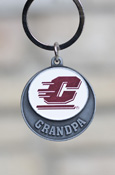 Grandpa - Flying C Circle Key Chain