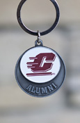 Alumni - Flying C Circle Key Chain