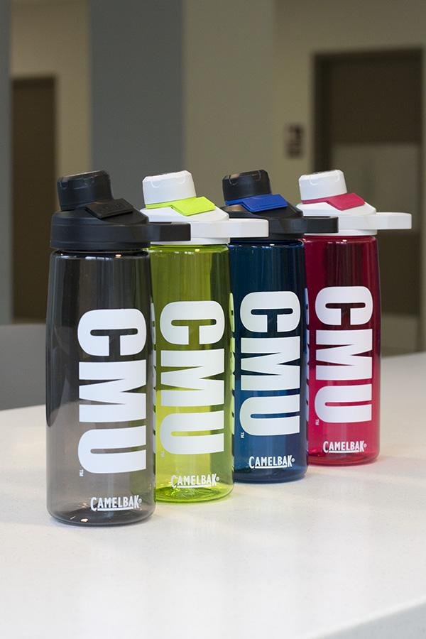 Cmu Camelbak Chute Water Bottles With Magnetic Cap (SKU 5037912522)