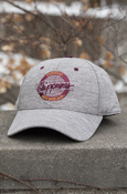 Circle Central Michigan Script Chippewas Heather Hat