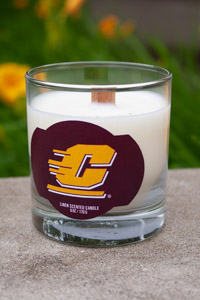 Flying C 8Oz Scented Candle