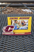 Central Michigan Flying C Chippewas Picture Frame