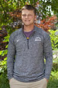 Central Michigan Heather Gray Nike 1/4 Zip