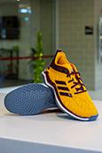 Mens Gold Adidas Speed Trainer