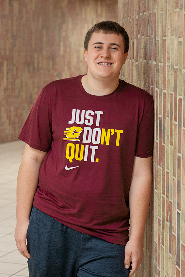 Nike Legend Just Dont Quit Maroon T-Shirt (SKU 5041050754)