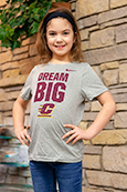 Nike Legend Dream Big Heather Gray T-Shirt
