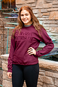 3D Embroidered Central Michigan Sweatshirt