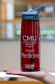 Maroon Cmed Camelbak Water Bottle