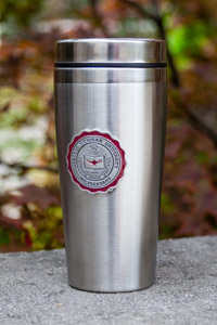 Central Michigan University Seal Stainless Steel Tumbler