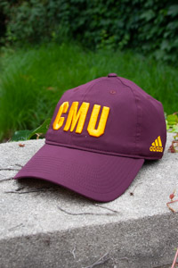 2019 Maroon Sideline CMU Adjustable Hat<br><small>ADIDAS</small>