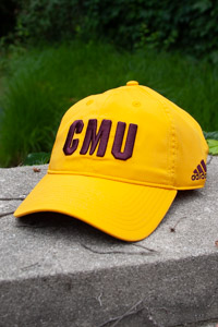2019 Gold Sideline CMU Adjustable Hat<br><small>ADIDAS</small>