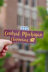 Stickers & Decals   The CMU Bookstore